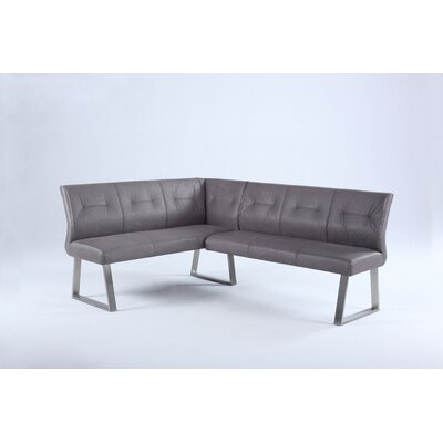 Modern Faux Leather Sectionals Allmodern