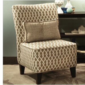 Jemima Armless Slipper Chair by Darby Home Co