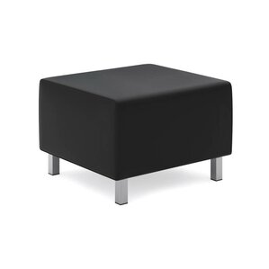 800 Series Leather Ottoman by Basyx by HON