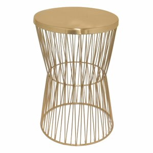 Varick Gallery Parra Metal End Table