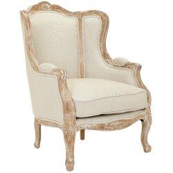 vivien wingback chair