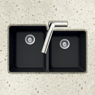Undermount 60/40 Kitchen Sinks | Wayfair