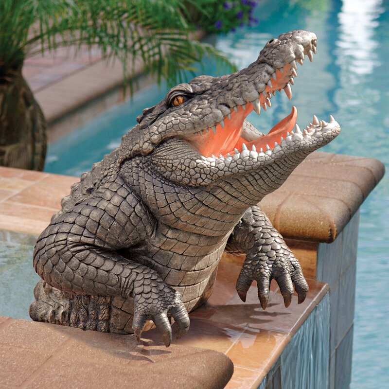 The Alligator Statue Buyer's Guide