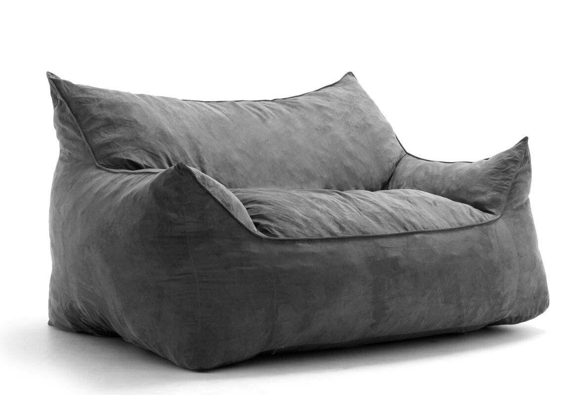 default_name - Comfort Research Big Joe Imperial Bean Bag Sofa & Reviews Wayfair