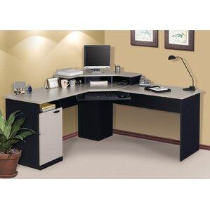 Charming Hampton L Shape Computer Desk