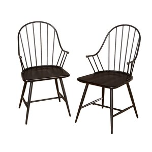 Poltimore Solid Wood Dining Chair (Set..