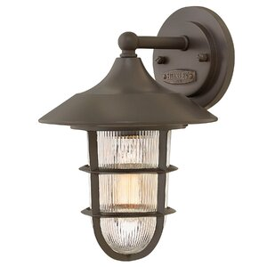 Marina 1-Light Outdoor Wall Lantern