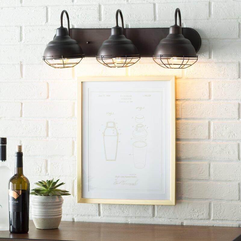 Trent Austin Design Bruges 3 Light Vanity Light Amp Reviews