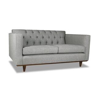 Dysart Plush Deep Sofa