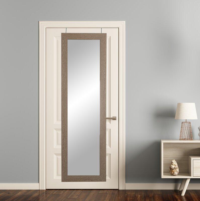 Falmacbreed Over The Door Full Length Mirror