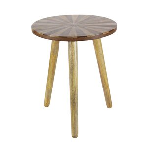Demi End Table by Union Rustic