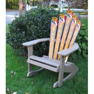 Chaises Adirondack Marque Ski Chair Wayfairca