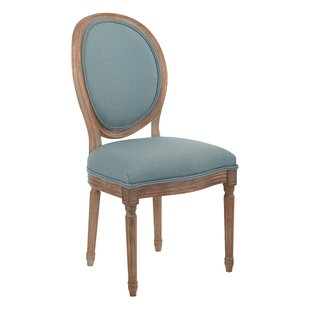 French Oval Back Dining Chair | Wayfair