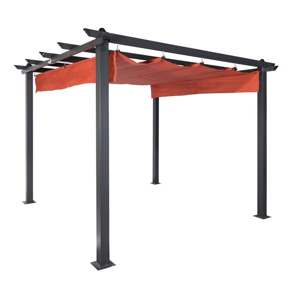 Cool Pergolas Youll Love In 2019 Wayfair Beutiful Home Inspiration Ommitmahrainfo
