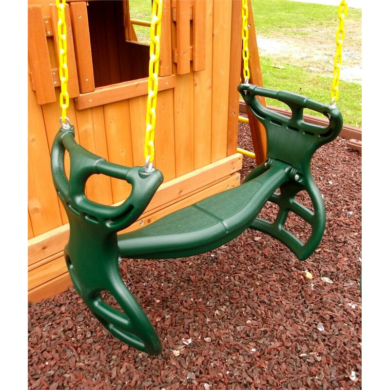 Eastern Jungle Gym Heavy Duty Horse Glider with Coated Chain ... on home playhouse, home gold gym, home school gym, home dance gym, home sauna, home climbing wall, modules home gym, home bar, home fitness equipment, home nursery, home basketball gym, home garage gym, home baby gym, home made gym equipment,
