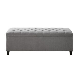 Modern & Contemporary Bedroom Ottoman Bench | AllModern
