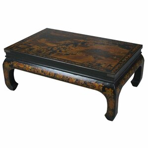 Handmade Oriental Antique Coffee Table by EXP D?cor