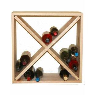 24 Bottle Floor Wine Rack