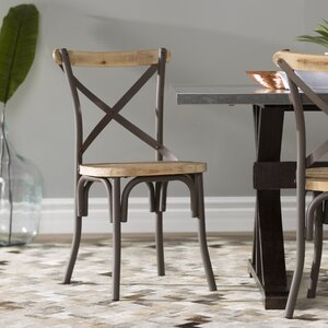 Cadoz Solid Wood Dining Chair (Set Of 2)