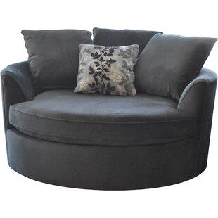 living room chair. Bima Cuddler Chair and a Half Accent Chairs  Joss Main