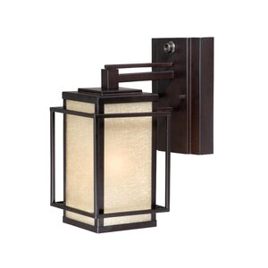 Robie 1-Light Outdoor Wall Lantern