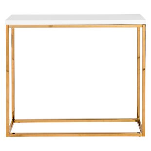 Merveilleux Gold Console Tables Youu0027ll Love | Wayfair