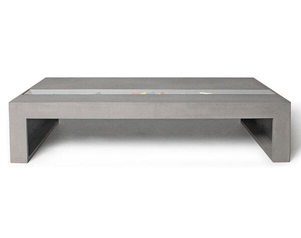 Beau Lyon Beton Zen Coffee Table | Wayfair