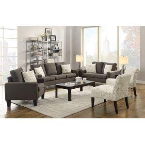 Modern Furniture Living Room Sets modern & contemporary living room sets you'll love | wayfair