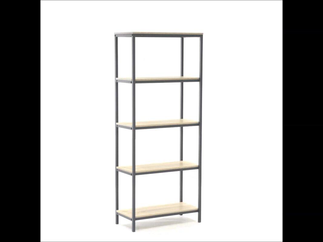 Ermont Etagere Bookcase Amp Reviews Allmodern
