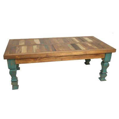 World Menagerie Bodella Coffee Table Reviews Wayfair - Reclaimed wood coffee table los angeles