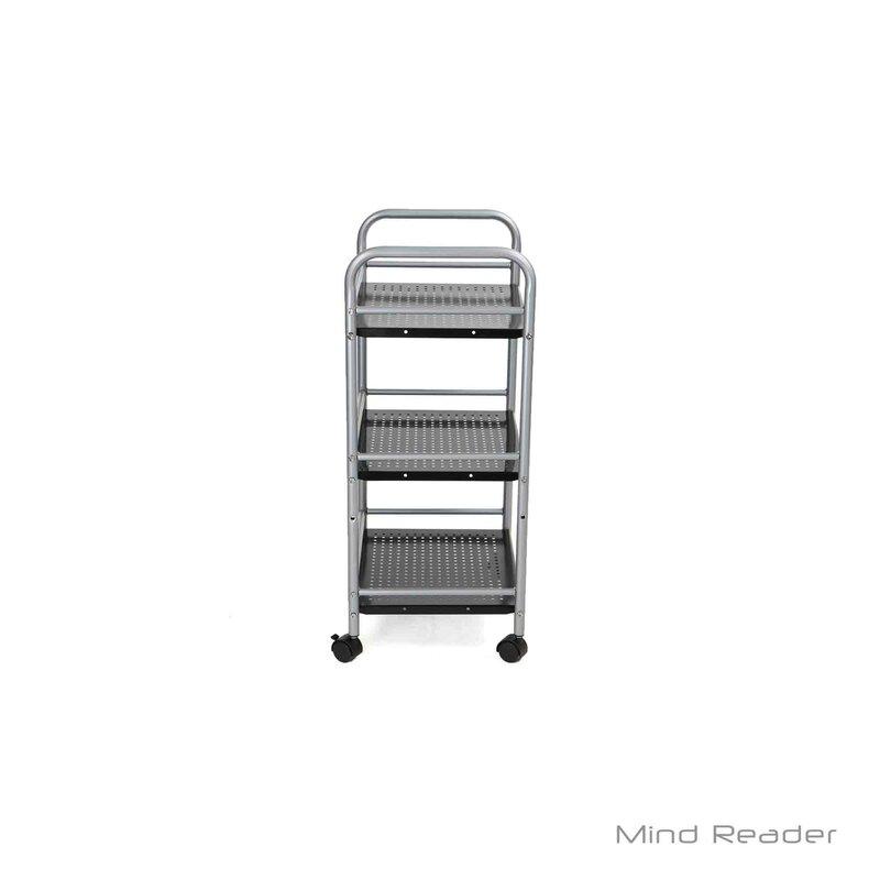 73ed4176f020 3 Tier Metal Top Utility Cart