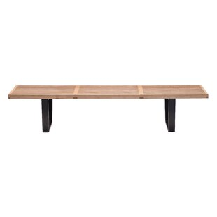 Sofie Wood Bench