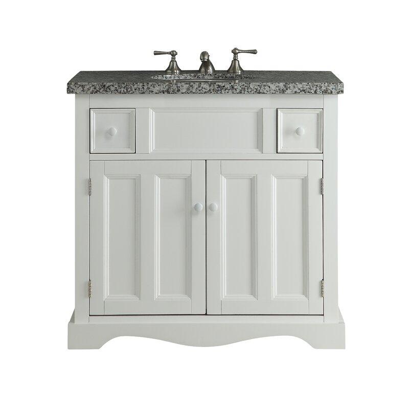 Mulvey 35 Bathroom Vanity Set