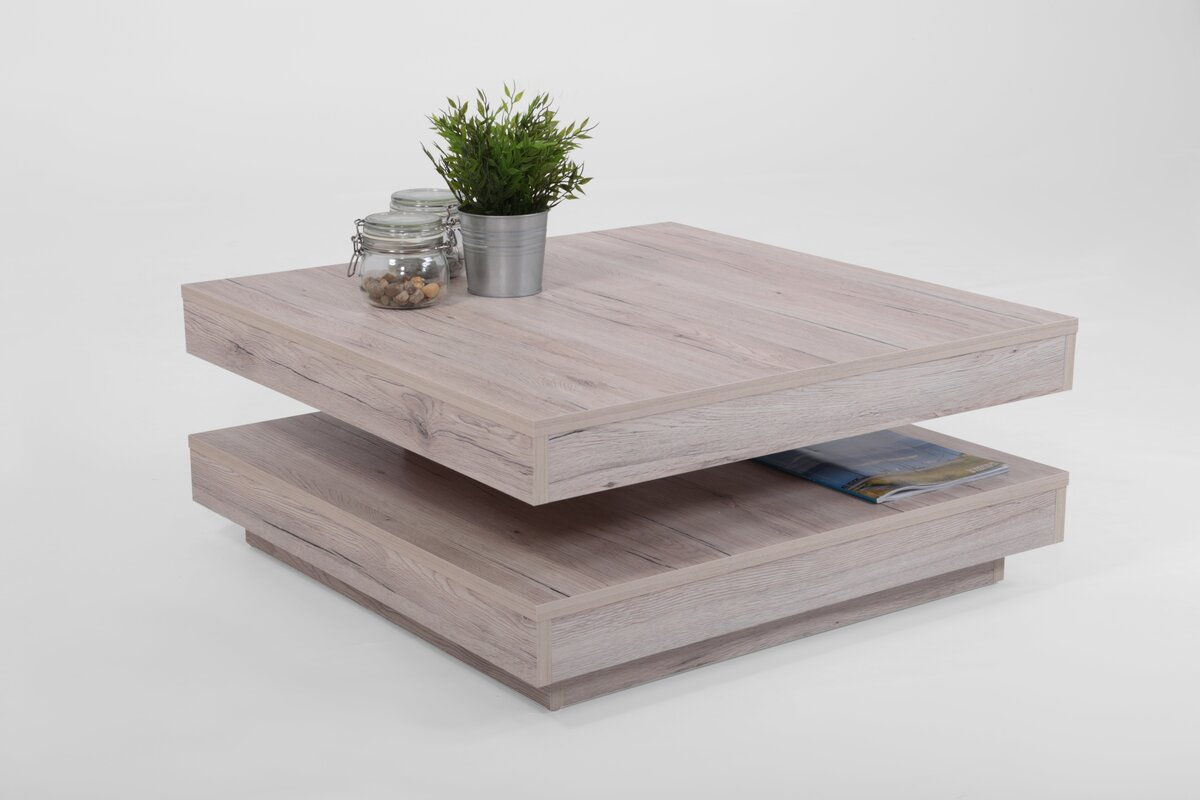 Extendable Coffee Table hela tische ben extendable coffee table & reviews | wayfair.co.uk