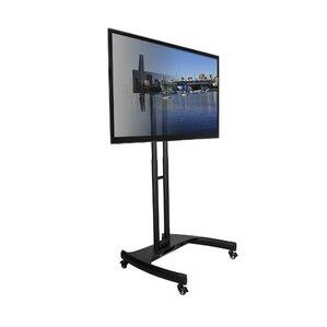 samsung tv floor stand. mtm65 mobile tv fixed floor stand mount 37\ samsung tv 0