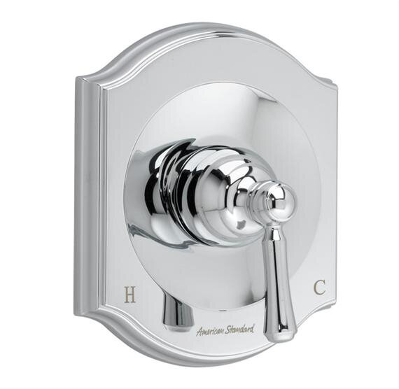 American Standard Portsmouth Flowise Diverter Shower Faucet Trim Kit ...