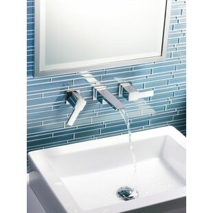 Waterfall Bathroom Sink Faucets You\'ll Love | Wayfair