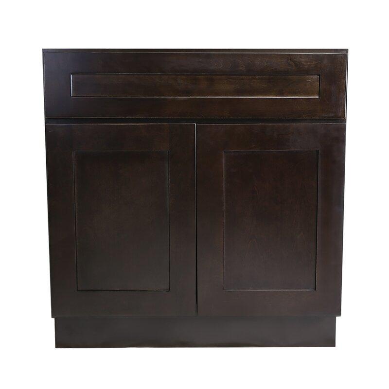 B48 Kitchen Base Cabinet 48 W X 34 1 2 H X 24 D Custom Unfinished