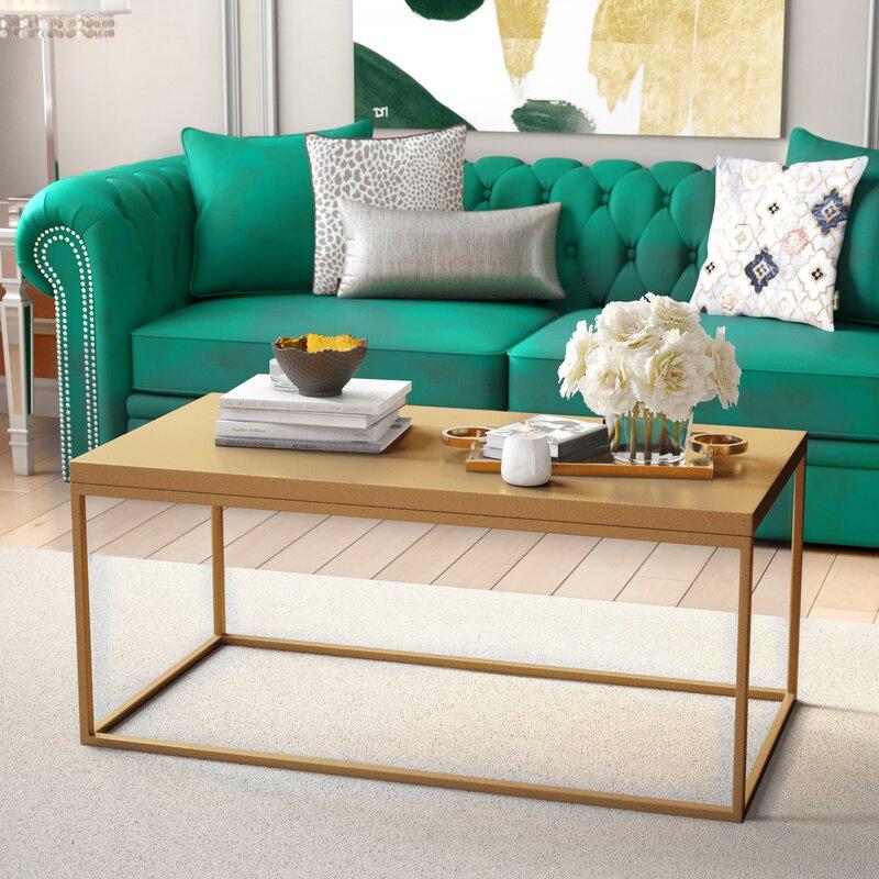 Willa Arlo Interiors Kashton Coffee Table Reviews Wayfair - Ashton coffee table