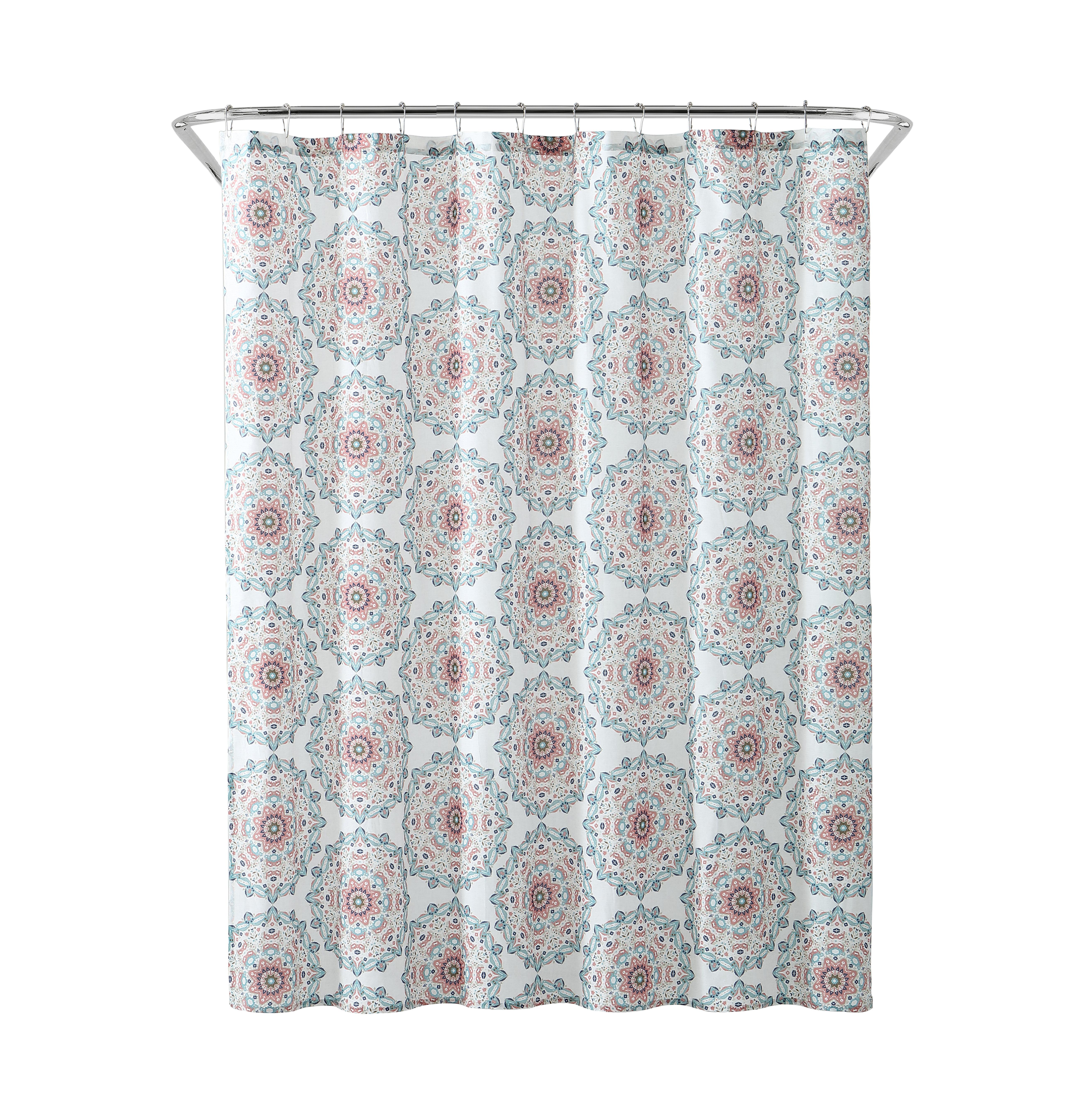 Lillis Tribal Medallion Single Shower Curtain