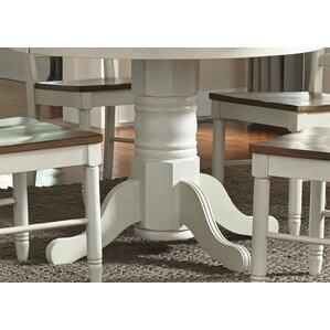 eastbrook pedestal table base - Pedestal Table Base