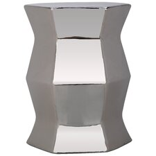 mirari hexagon garden stool