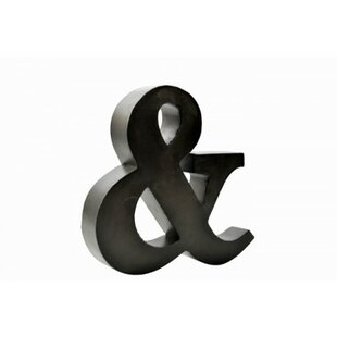 decorative shelf letters wayfair rh wayfair com Decorating with Letters and Numbers On a Wall 5 Inch Metal Letter Home Decor