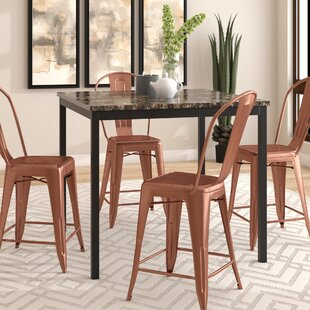 Greyson Counter Height Dining Table & Copper Top Dining Table | Wayfair