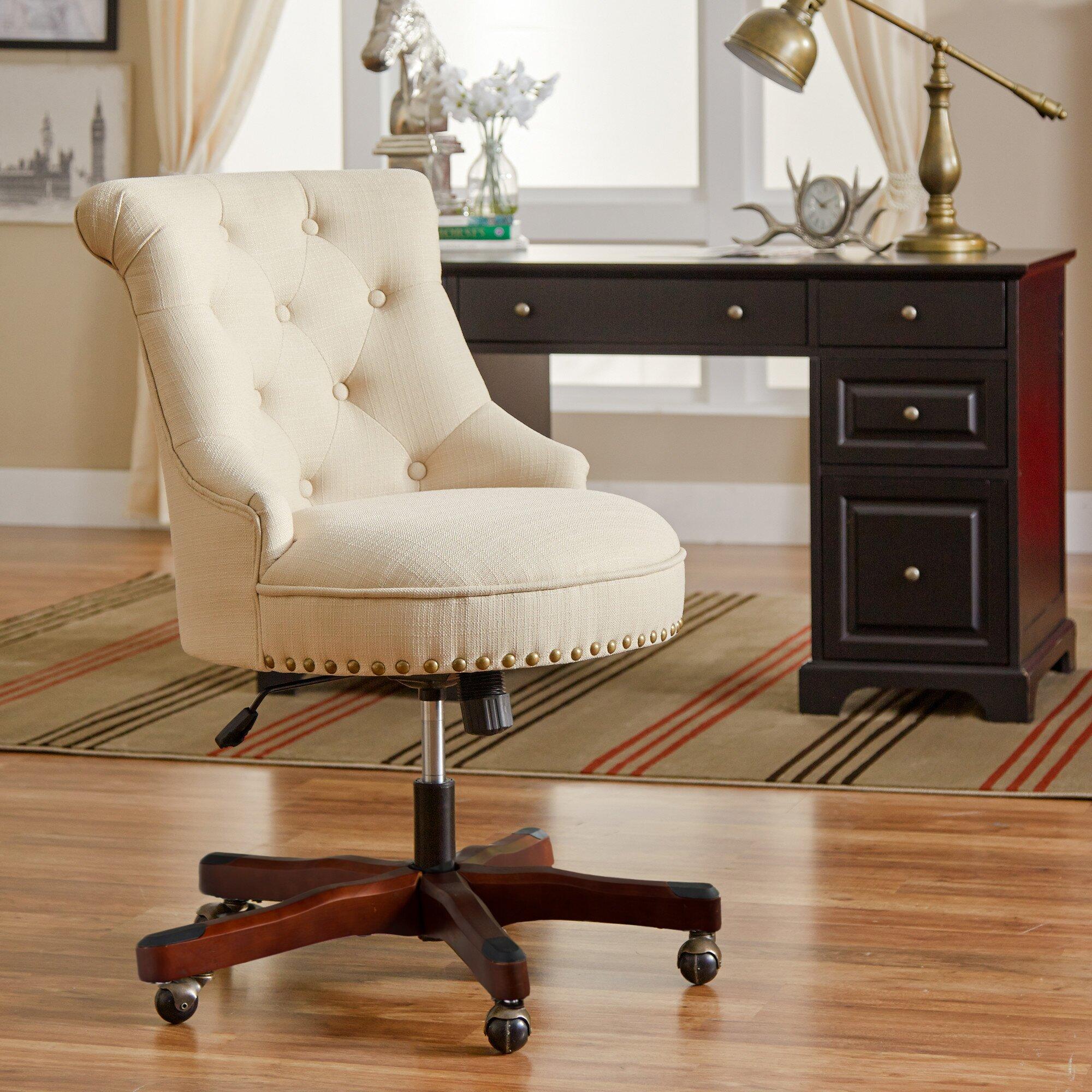 Three Posts Eckard Desk Chair & Reviews
