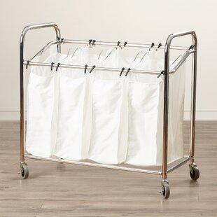 4 Section Laundry Sorter