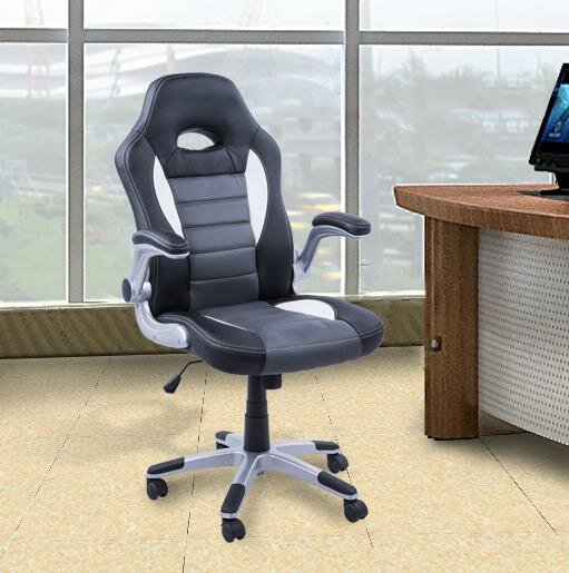 Homcom High Back Desk Chair U0026 Reviews | Wayfair.co.uk