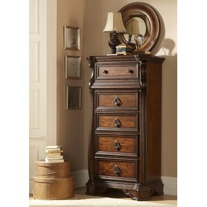 Arbor Place 5 Lingerie Chest by Liberty Furniture