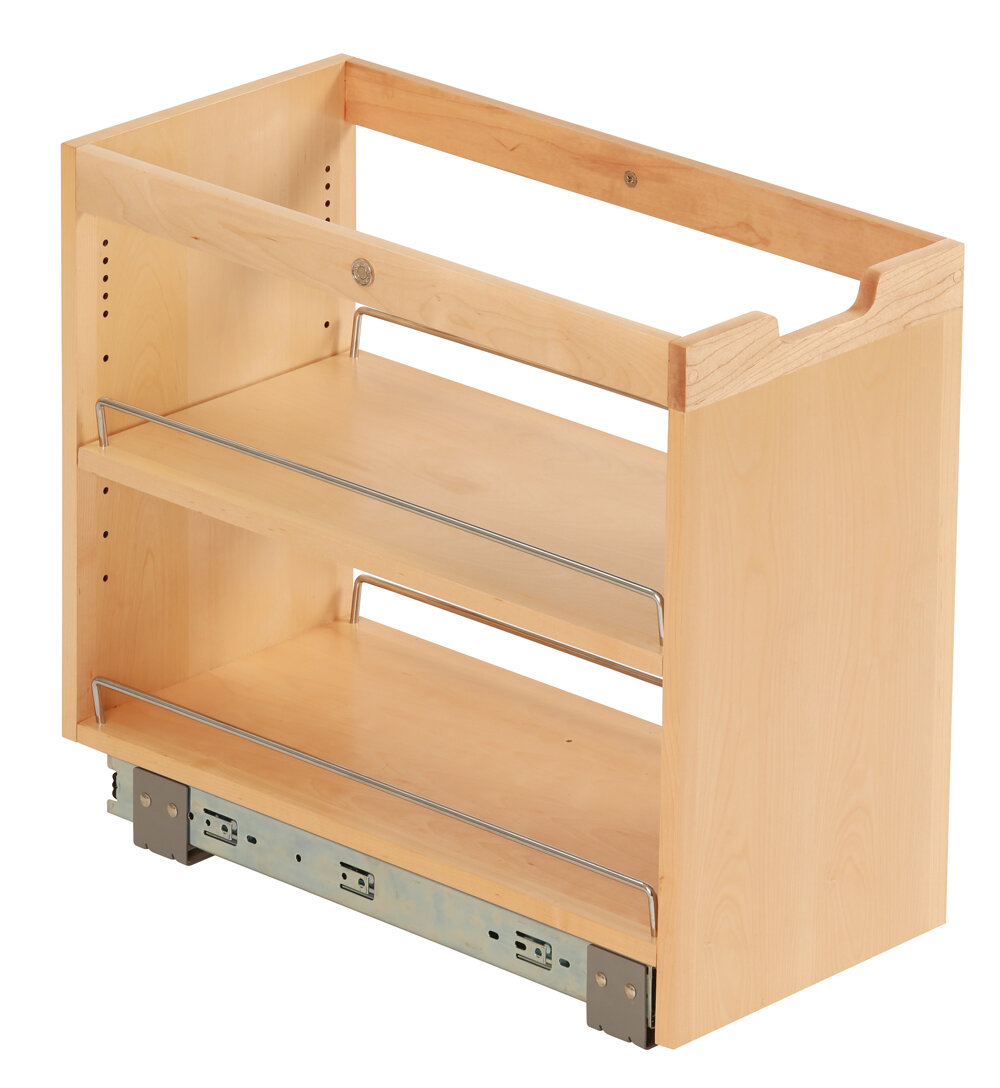 Ornamental Mouldings FindIT Kitchen Storage Organization Base ...