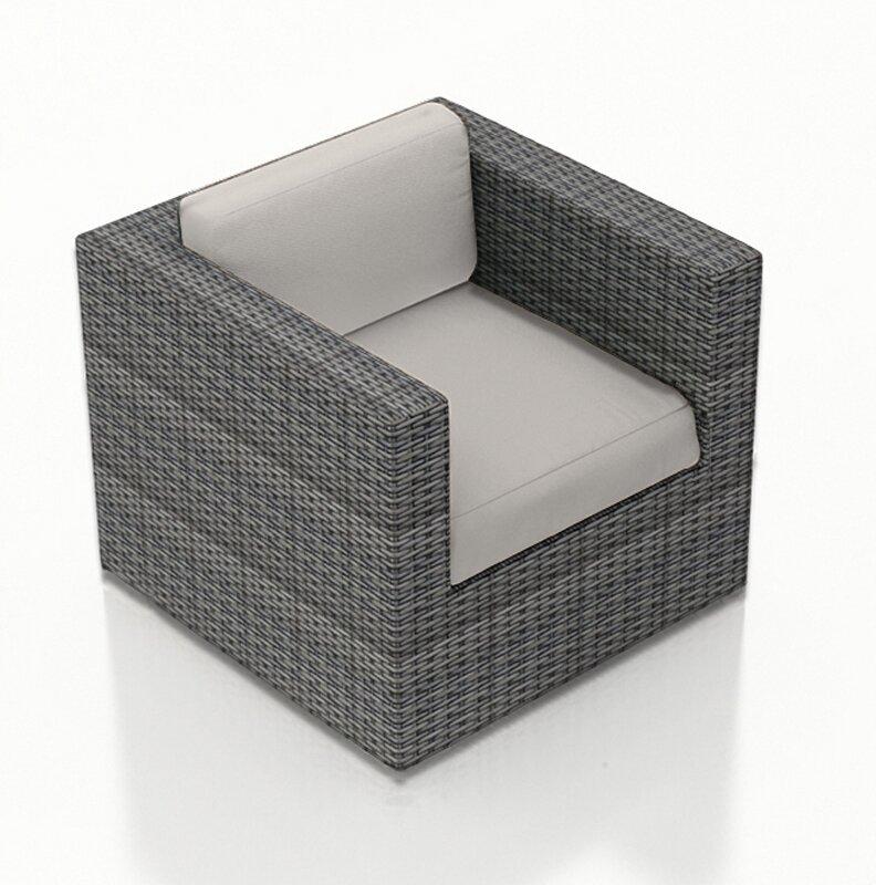 Hobbs Swivel Glider Patio Chair With Cushion